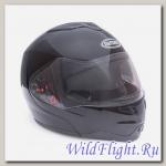 Шлем GSB G-339 SNOW BLACK GLOSSY