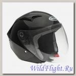 Шлем GSB G-240 BLACK GLOSSY