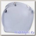 Стекло для шлема AFX 3-SNAP VINTAGE FLIP BUBBLE SHIELD CLEAR