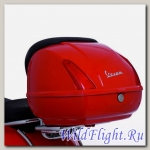 Кофр задний красный Vespa GTS E4
