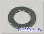 Шайба упорная 10.2х17х1.0мм, сталь LU051917
