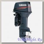 Двухтактный подвесной лодочный мотор Yamaha 50HETOL с отдельным впрыском масла