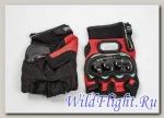 Перчатки PRO-BIKER ST-04C красные