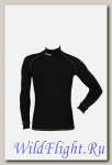 Фуфайка STARKS WARM Long shirt черная