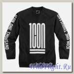 Толстовка ICON 1000 TRAPTASTIC - BLACK