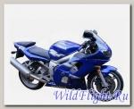 Слайдеры Crazy Iron для Yamaha YZF-R6 1998-2002 г.