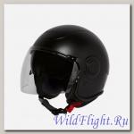 Шлем Vespa VJ Double Black