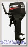 Двухтактный подвесной лодочный мотор Mercury 40 MH