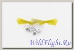 Защита рук (пара) HP03 желтые армированные SM-PARTS
