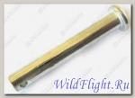 Штифт 6х40мм с отверстием для шплинта, сталь LU023999