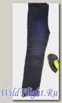 Мужские мото Джинсы с кевларом FRTS-5