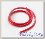 Шланг топливный красный 10см красный SM-PARTS