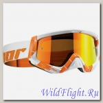 Очки THOR SNIPER CHASE ORANGE/WHITE GOGGLE