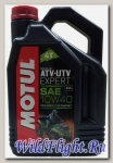Мотор/масло MOTUL ATV- UTV EXPERT 10w-40 (4л) (MOTUL)