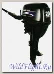 Лодочный мотор Parsun T 20 FWS