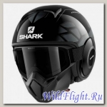 Шлем SHARK Street-Drak gloss black