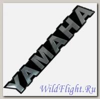наклейка (5х14) Yamaha (метал)