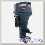 Двухтактный подвесной лодочный мотор Yamaha 85AETL с предварительным смешиванием