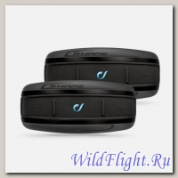 Мото - bluetooth гарнитура - Interphone SHAPE - (комплект из 2 шт.)