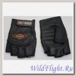 Перчатки Harley-Davidson Black без пальцев