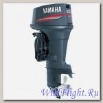 Двухтактный подвесной лодочный мотор Yamaha 55BETL с предварительным смешиванием