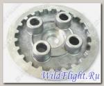 Диск сцепления, прижимной (для сцепления с регулировкой усилия), сталь LU038575
