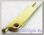 Пластина толкателя рычага ручного тормоза, сталь LU018208
