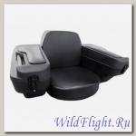 Кофр для ATV задний со спинкой и сиденьем SD1-R40 43л.