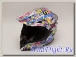Шлем мото HIZER 615