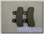 Колодки тормозные дисковые #6 TTR125 (передние)