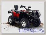 Квадроцикл HISUN ATV 500i RED