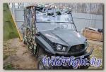 Текстильная кабина для мотовездехода UTV Nissamaran TUNDRA 700 MAX