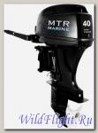 Лодочный мотор T40FWS MTR Marine