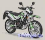 Мотоцикл Baltmotors Enduro 200DD