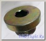 Болт - пробка М22х1.5мм, сталь LU049976