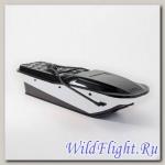 Сани волокуши Compact без крышки (55 см) цвет: черный,белый,серый,синий