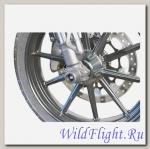Слайдеры Crazy Iron в ось переднего колеса для Ducati Scrambler