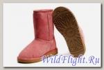 UGG WOMENS CLASSIC SHORT red light 5825