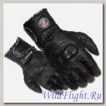 Перчатки SUOMY W-LEATHER черные