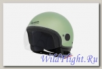 Шлем VESPA 6 DAYS (Серо-зеленый)