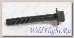 Болт M6х1.0х40мм, сталь LU019662