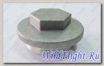 Болт-пробка фильтра-отстойника моторного масла, сталь LU055576