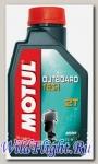 Мотор/Масло MOTUL OUTBOARD TECH 2Т (1л) (MOTUL)