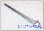 Болт с фланцем M14х1.5х282мм, сталь LU020459