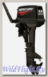Двухтактный подвесной лодочный мотор Mercury 9.9 MH