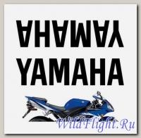 Комплект наклеек Crazy Iron YAMAHA BIG