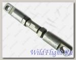 Штуцер масляного фильтра, сталь LU031026