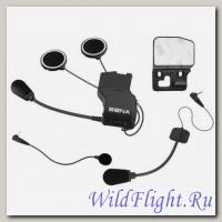 Универсальный набор на шлем SENA с микрофонами