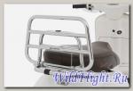 Задний багажник для Vespa Primavera (Хромированный)