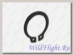 Кольцо стопорное 42мм, сталь LU015691